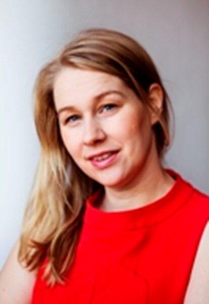 Leena Parkkinen (kuva: Katja Lösönen)